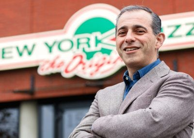 Ziggo Zakelijk – New York Pizza