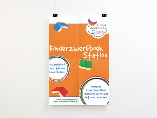 Kinderzwerfboek