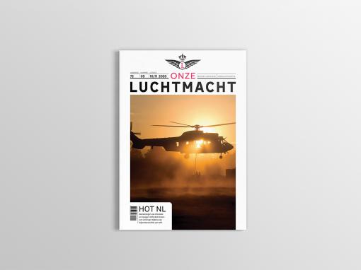 Restyle magazine Onze Luchtmacht
